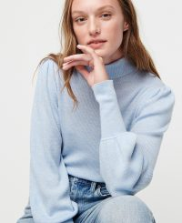 Sweater roll collar SOPHIE